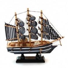 Corabie din lemn, corabia bogatiei cu pepite