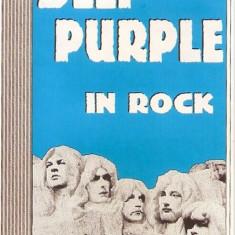 Caseta Deep Purple – Deep Purple In Rock, originala