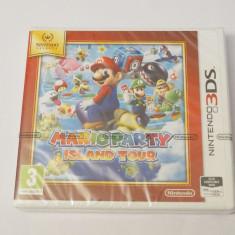 Joc Nintendo 3DS - Mario Party Island Tour  - sigilat, Actiune, Toate varstele, Single player