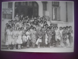 HOPCT 314 K FOTOGRAFIE VECHE  LIICEUL MIHAI EMINESCU CONSTANTA-CT-D=175/120MM