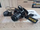 Aparat foto dslr Nikon D40