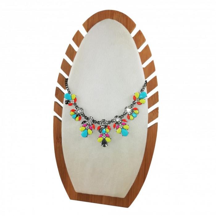 Expozor Frunza pentru Bijuterii / Lanturi / Pandantive - WZ3701