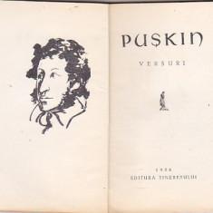 PUSKIN - VERSURI