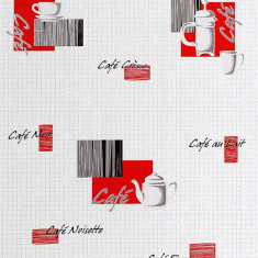 Tapet model coffee cu finisaj metalic evidentiat 062-24