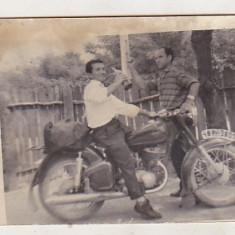 bnk foto Motocicleta IJ 350