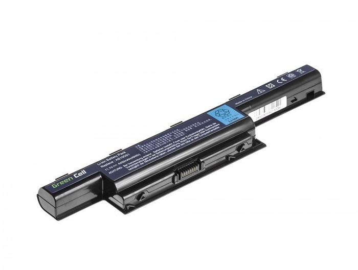 Baterie compatibila eMachines E732G 11,1V 4400mAh 6 celule