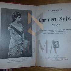 G. BENGESCO - CARMEN SYLVA - INTIME , PARIS 1905