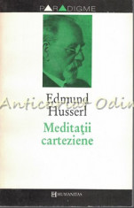Meditatii Carteziene - Edmund Husserl foto