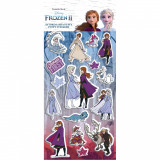 Set stickere Disney Frozen 2, 10 x 22 cm