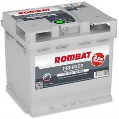 Acumulator Rombat 12V 55AH Premier 45840