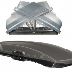 Cutie portbagaj Thule Vector M Titan Mat