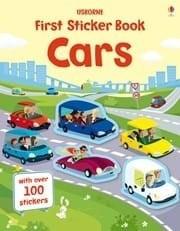 Cars - first sticker book foto