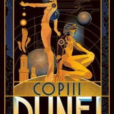 Copiii Dunei. Seria Dune. Vol. 3 - Frank Herbert