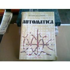 AUTOMATICA - NICOLAE RACOVEANU