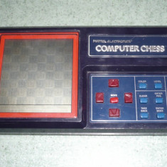 Vintage Mattel Electronics Computer Chess