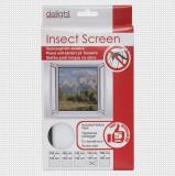 Plasa anti-tantari pentru ferestre, 150x150 cm - alb