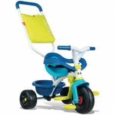 Tricicleta Pentru Copii Smoby Be Fun Confort - Blue