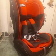 scaun auto kinderkraft gravity 9-36kg, rosu
