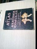 ATLAS DE ANATOMIA OMULUI - Capul si Gatul -  Ion Pasat - 1995, 194 p.