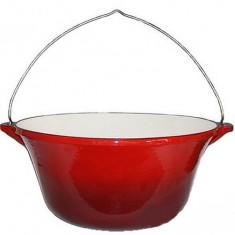 Ceaun fonta emailat 10,8 litri Handy KitchenServ