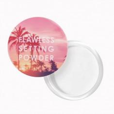 Pudra fixare machiaj Focallure Flawless Setting Powder 01 Transparent
