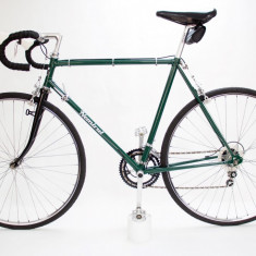Bicicletă semicursieră vintage recondiționată