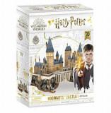 Puzzle 3D - Harry Potter - Castelul, 197 piese, CubicFun