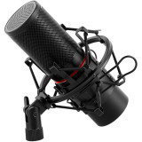 Microfon Redragon Blazar cu Stand Conector USB Black