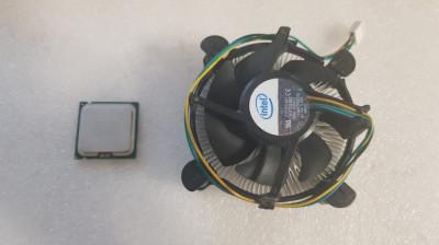 Procesor LGA 775 Intel Core 2 Duo  E8400 6M 3.00 GHz - box - poze reale foto
