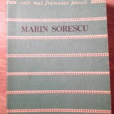 POEME - MARIN SORESCU