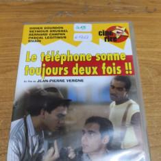 Film DVD Le telephone sonne ... France #61267GAB