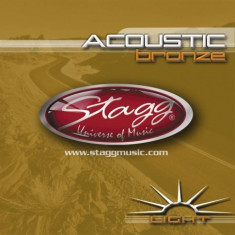 Set corzi chitara acustica Stagg AC-1254-BR