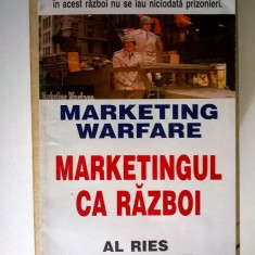 Al Ries, J. Trout - Marketingul ca razboi
