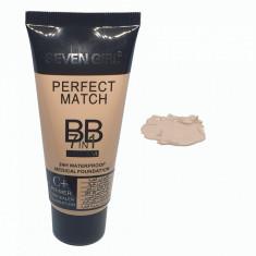 Magic BB Cream 7 in 1 Fond de Ten Baza Corector Seven Girl 101