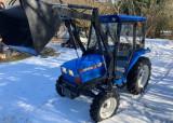 Tractor ISEKI TK 27 + Incarcator Frontal