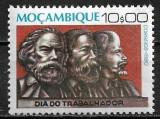 Mozambic 1980 - Ziua Muncii 1v.neuzat,perfecta stare(z)