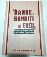 Bande, banditi si eroi. Grupurile de rezistenta (1948-1968) Miscarea legionara foto