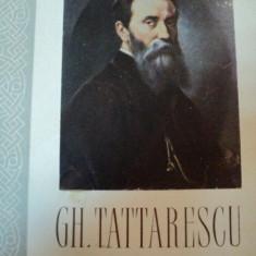 GH. TATTARESCU-ADINA NANU