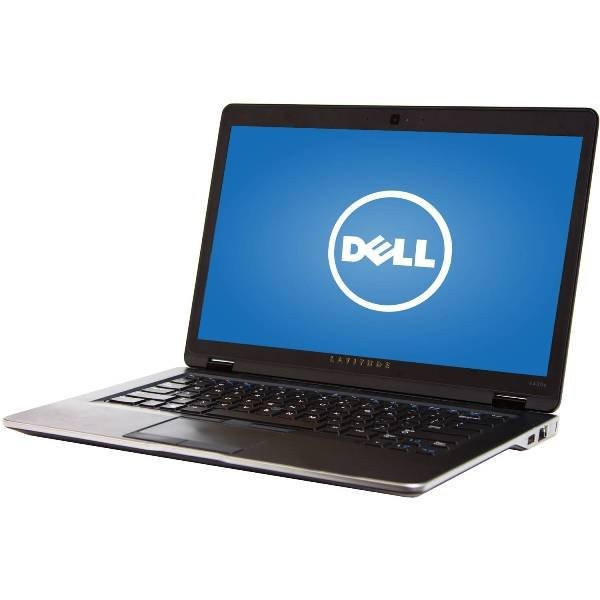 Laptop DELL Latitude E6430u, Intel Core i7 Gen 3 3687U 2.1 Ghz, 4 GB DDR3, 128 GB SSD mSATA, WI-FI, 3G, WebCam, Tastatura iluminata, Display 14inch 13