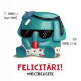 Mini-felicitare - Mici reusite - Elefant | ROD