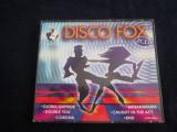 various - The World Of Disco Fox _ dublu cd _ ZYX ( 1998, Germania)