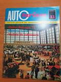 Revista autoturism noiembrie 1972