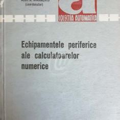 Echipamente periferice ale calculatoarelor numerice