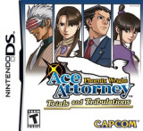 Phoenix Wright Ace Attorney Trials And Tribulations Nintendo Ds