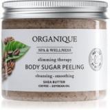 Organique Slimming Therapy exfoliant de corp cu zahăr anti-celulită