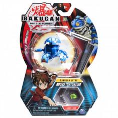 Figurina Bakugan Ultra Battle Planet, 14B Archelon Blue, 20109043