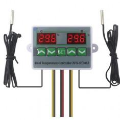 Termostat Digital Dual / Dual Temperature Controller 220V 1500W