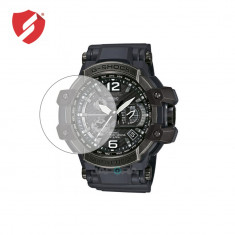 Folie de protectie Clasic Smart Protection Casio G-Shock GPW-1000V-1AER GRAVITYMASTER GPS HYBRID WAVECEPTOR CellPro Secure
