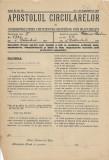 Apostolul circularelor nr 35, 1937 Arhiepiscopia Ortodoxa Romana