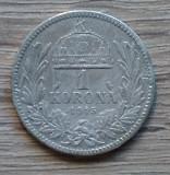 Moneda argint 1 korona 1915, Europa